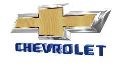 Триизмерно лого - 3D лого Chevrolet