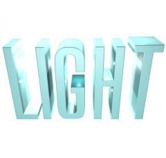 3D лого MAX Light