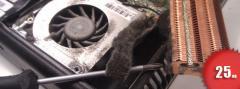 Почистване от прах и профилактика на лаптопи