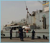 Корабно снабдяване