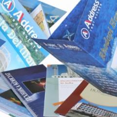 Печат на рекламни листовки и брошури