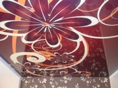 Дизайн и артпечат на опънати тавани