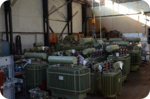 Силови трансформатори до 1000 kVA ремонт и