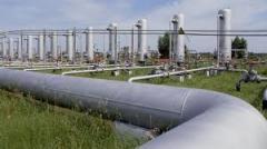 Доставката на природен газ