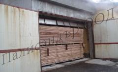 Просушаване на дървен материал