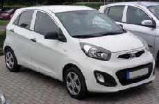 Кола под наем Kia Picanto BB