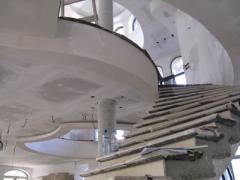 Изграждане на стълбище