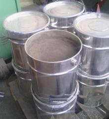 Рециклиране на калаени дроси за производство на
