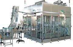 Цялостни решения за автоматични бутилиращи линии