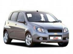 Chevrolet Aveo Hatch