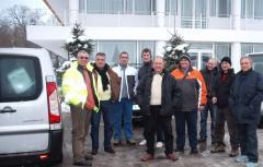 Организиране и подготовка на корабни екипажи за европейски плавателни пътища