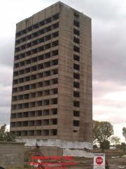 Взривяване на сгради