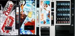 Вендинг автомати за студени напитки