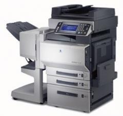 Цветен лазерен печат/копиране до А3 с високо качество и ниски цени.