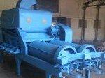 Почистване на селскостопанска продукция на триор