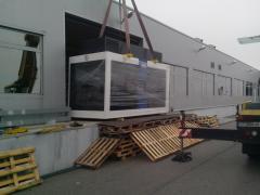 Преместване на тежки машини Никеа БГ