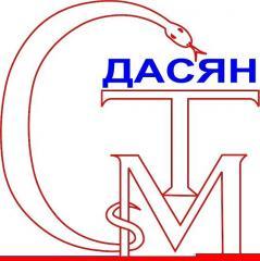Службата по трудова медицина ДАСЯН