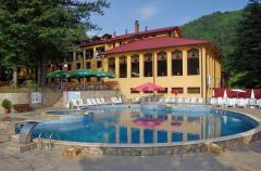 Хотел Балкан Троян