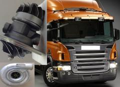 Ремонт на турбокомпресори за камиони