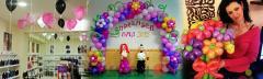 ГАМАБАЛОН – декорации с балони с хелий в София