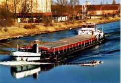 Продажба на речни и морски кораби, съдействие при проверка на документи и ситеми.
