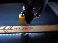 Лазерно гравиране