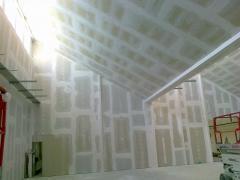 Стени от гипсокартон