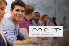 Курсове по английски език от Met School of English