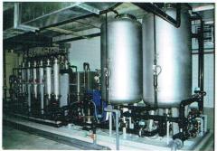 Цялостно проектиране и инжинеринг на пречиствателни съоръжения за питейни води