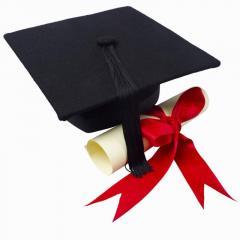 Сертификат бизнес английски