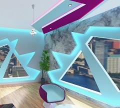 Триизмерни проекти на тавани