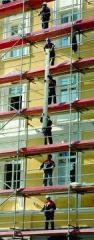 Саниране и ремонт на сгради