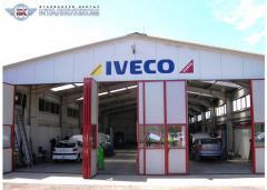 Thorough repair of automobiles