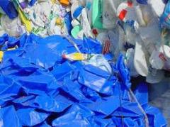 Collection and processing of industrial wastes of