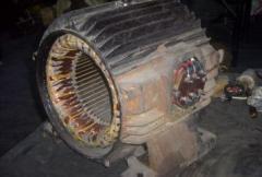 Пренавиване на асинхронни двигатели