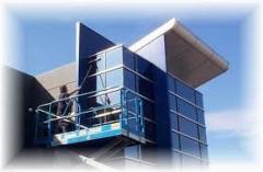 ПОчистване на фасади