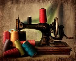 Изработване на дамски дрехи на ишлеме