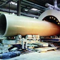 Доставка и монтаж на стъклопластови тръбопроводи