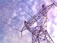 Изграждане на въздушни електропроводи