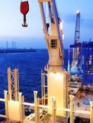 Организиране на обслужване на кораби