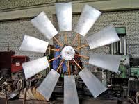 Монтаж на ветрогенератори