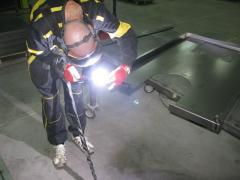 Заваряване на метални конструкции