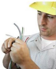 Монтаж на табло за електро инсталация