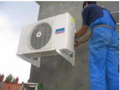 Доставка и монтаж на климатична и вентилационна