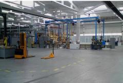 Саниране на бетони и антикорозионни покрития