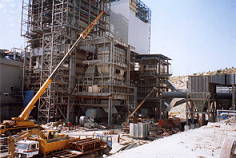 Construction and repair power facility,
