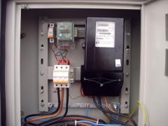 Ремонт на аварирали електросъоръжения.