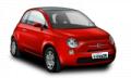 Кола под наем Fiat 500C