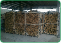 Съхранение на дървен материал