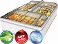 Хладилни витрини за мини и супермаркети